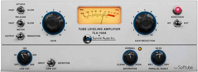 TLA-100A Tube Leveling Amplifier v2.5.10 WiN-R2R